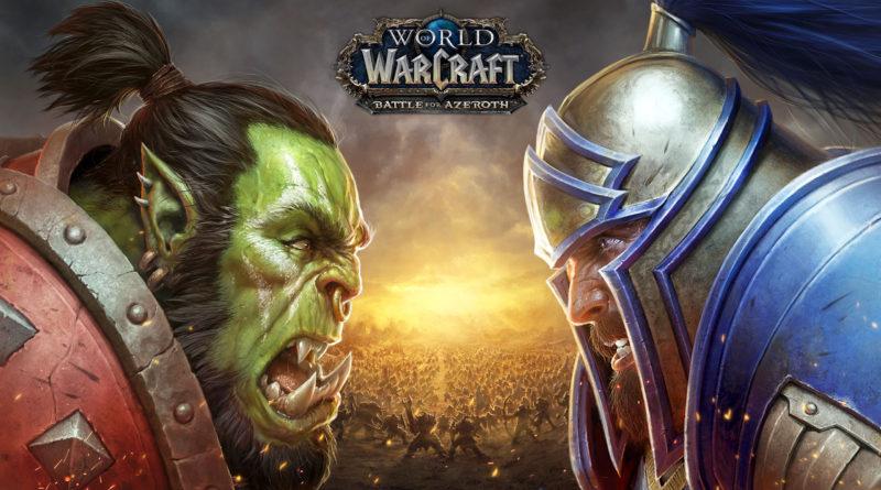 Battle For Azeroth : Début de la Beta