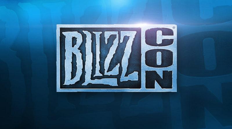 Blizzcon 2018 : 2 & 3 Novembre 2018
