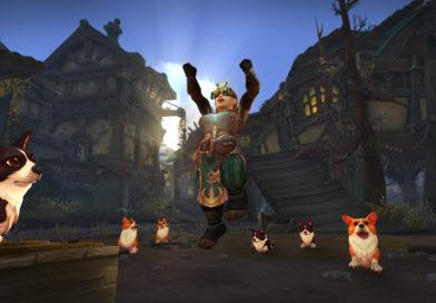 Fêtez le 14ème anniversaire World of Warcraft